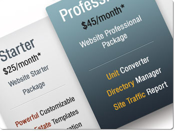 Compare Website Packages
